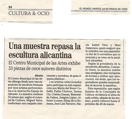 Espejo de Alicante es Noticia