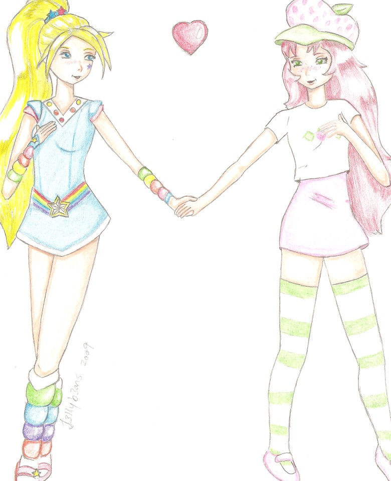 So I had this crazy idea for a girl x girl love fanfic starring    Girlxgirl Lemon