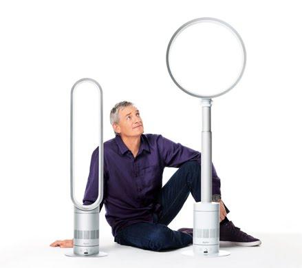 Futurix: I nuovi ventilatori senza pale di Dyson