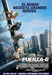 Fuerza G / G-Force: Licencia Para Espiar Poster