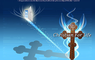 Christian for life desktop background blessing lighting from heaven doors and Beautiful wooden Cross religious Christian backgrounds download for free