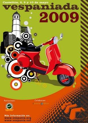 VESPANIADA 2009