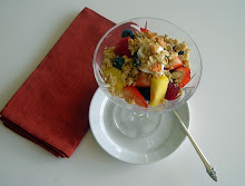 Breakfast Fruit Crunch
