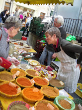 Market day in Saint-Remy-de-Provence