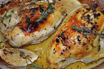 Barefoot Contessa Lemon Chicken