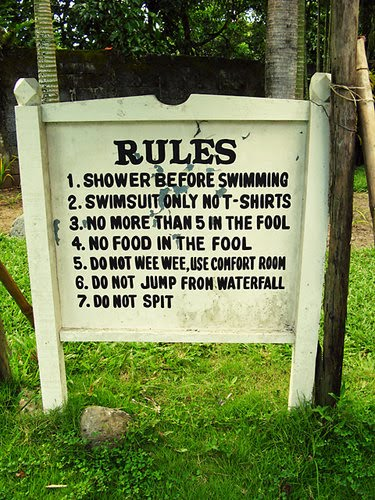 Public Pool Rules And Regulations Images Frompo