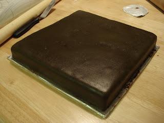Adventures in Cake Decorating or \