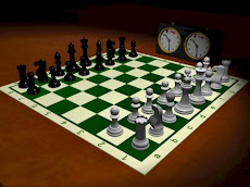 One of my digital chess sets