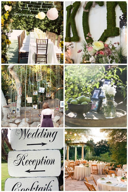 Warm Up with Outdoor Wedding Ideas