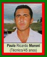 TREINADOR PAULO MORONI