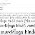 Pasión Acustica & La Flama y La Espina Fonts
