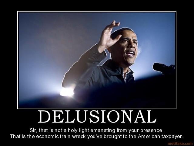 obama delusion