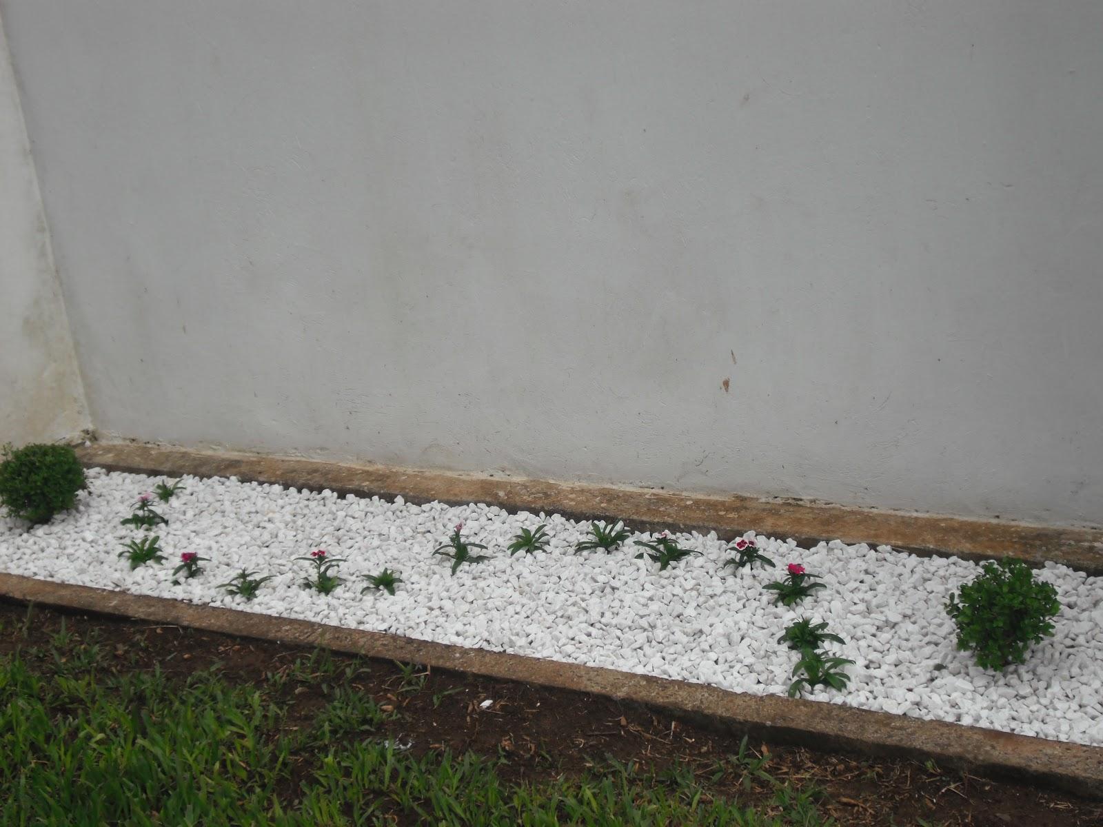 jardim pedras e flores ? Doitri.com