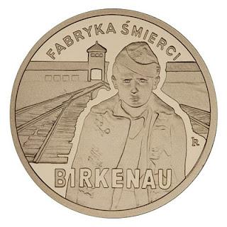 rewers 100 pln Birkenau