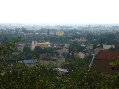 panorama żuławy gdańskie
