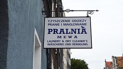 pralnia mewa gdańsk