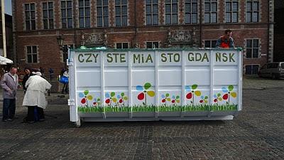 czyste miasto gdańsk
