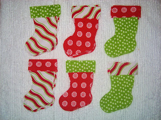 How to Make Christmas Stockings - AllFreeCrafts.NET