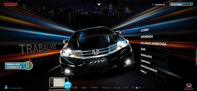 Site Novo Honda City 2010
