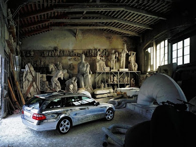 Fotos de carros cromados