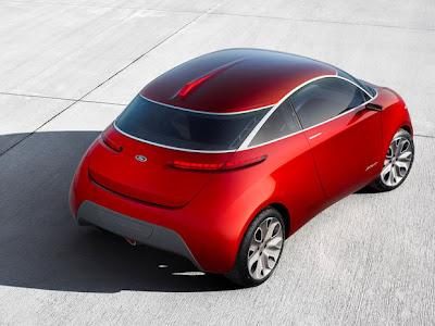 arro conceito ford salão do automóvel