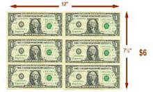 Enormes cantidades de dinero