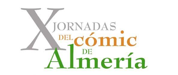 X JORNADAS DEL COMIC DE ALMERIA