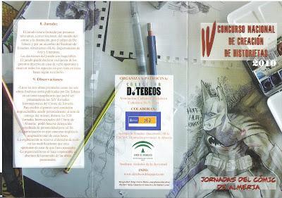 Concurso Nacional de Creación de Historietas 1