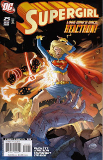 Supergirl Comic Box Commentary: New Krypton Special - Field Guide ...