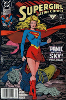 Supergirl Panic In The Sky