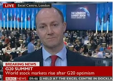 East London: G20:  Excel Centre Stunt! Area is declared effectively  No-Go for ordinary people