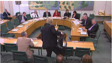 Boris Johnson behaves crassly in the Transport Select Committee
