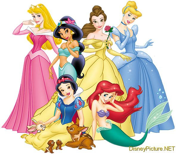 All About Denise Princess Disney