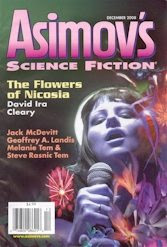 Asimov's Science Fiction December 2008