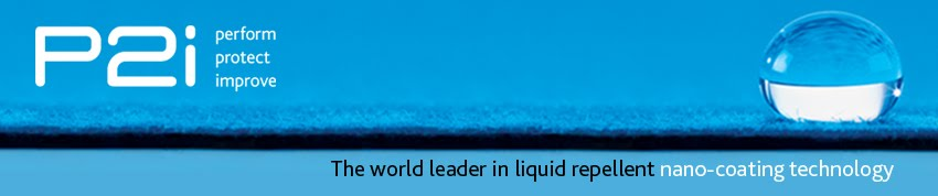 P2i - World Leader in Liquid Repellent Nano-Coatings
