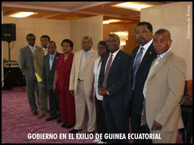 El confidencial de guinea ecuatorial la voz de la for Ministros del gobierno