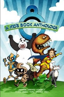 Check it out!  8: A Kid's Book Anthology