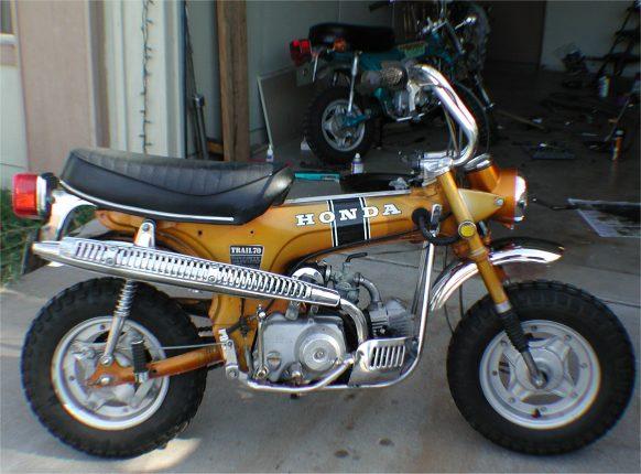 Honda CT70 04 1970