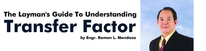 The Layman's Guide To Understanding Transfer Factor