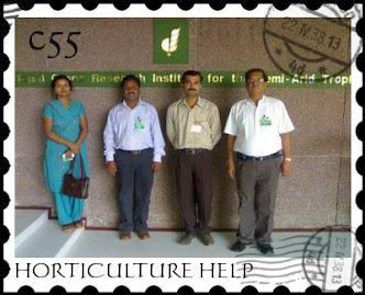 अंतर राष्ट्रीय अनुसन्धान केंद्र (इक्रीसेट) हैदराबाद