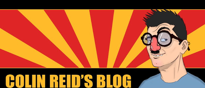 Colin Reid's Blog