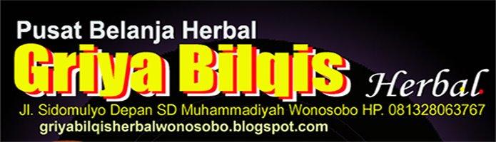 GRIYA BILQIS HERBAL WONOSOBO JAWA TENGAH