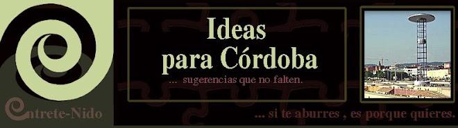 Ideas para Córdoba