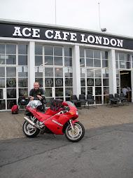 Ace Cafe 2008