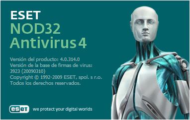 Antivirus Nod32 En Espanol