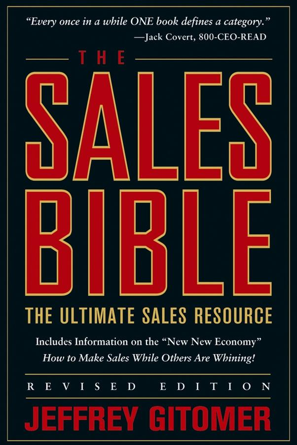 Books on sales strategy