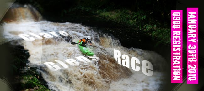 Clare Glens Race