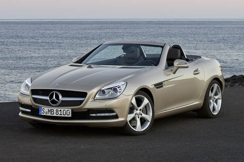 AUTOMOBILE ZONE: Mercedes new SLK models Launched Details