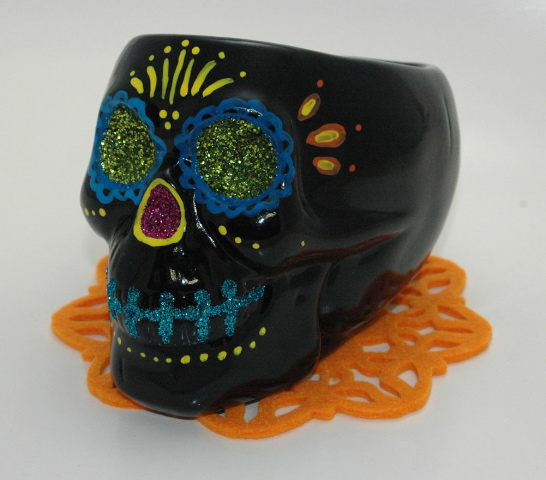 Day of the dead arts and crafts for Day of the dead arts and crafts