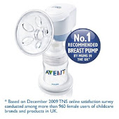 Philips Avent Electric Breast Pump BPA free **New**